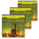Peter Hübner - 1st – 3rd Movement    3 CDs