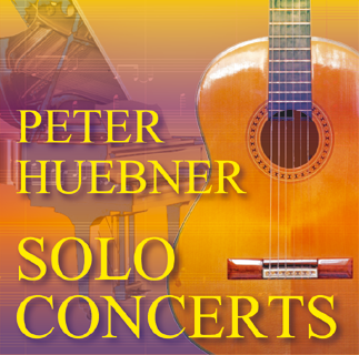 Peter Hübner - Solo Concerts