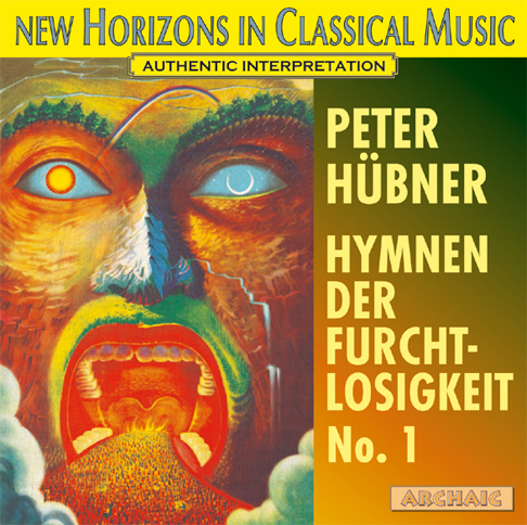 Peter Hübner - Hymns of Fearlessness - No. 1