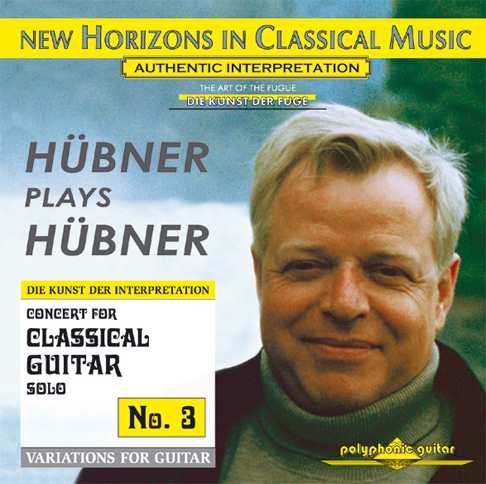 Peter Hübner - No. 3