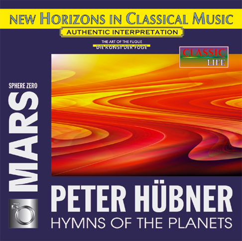 Peter Hübner - Hymns of the Planets - MARS