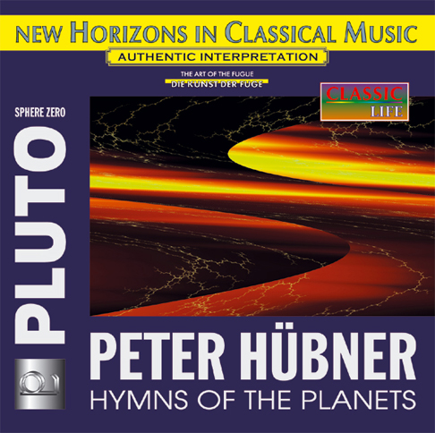 Peter Hübner - Hymns of the Planets - PLUTO