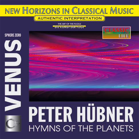 Peter Hübner - Hymns of the Planets - VENUS