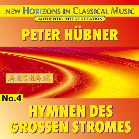 Peter Hübner - Hymns of the Great Stream - No. 4