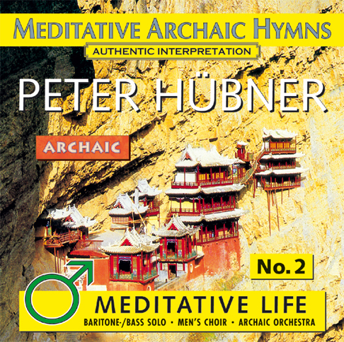 Peter Hübner - Meditative Life Male Choir Nr. 2
