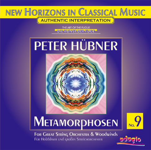 Peter Hübner - Metamorphoses - No. 9