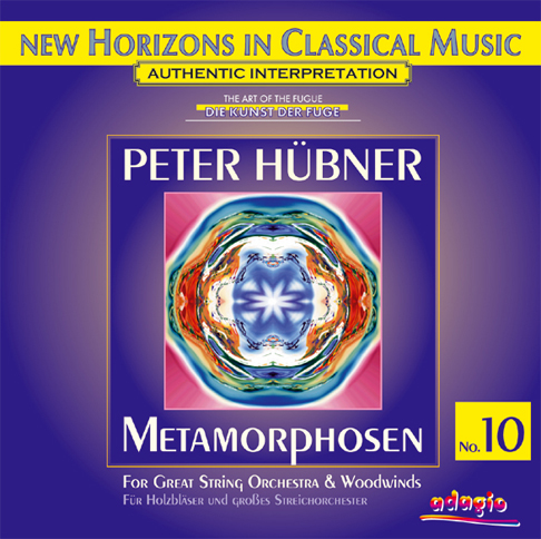 Peter Hübner - Metamorphoses - No. 10