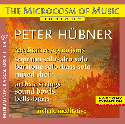 Peter Hübner - The Microcosm of Music - Mixed Choir No. 1