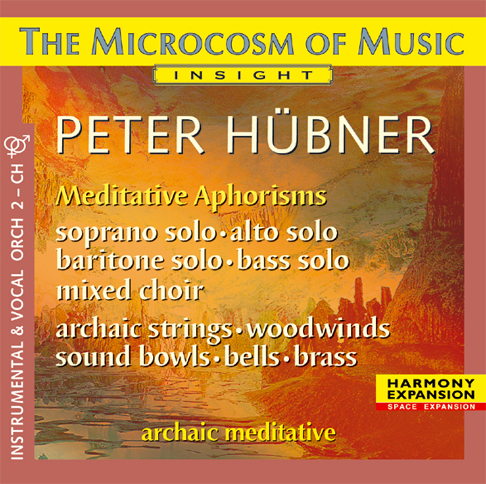 Peter Hübner - The Microcosm of Music - Mixed Choir No. 2