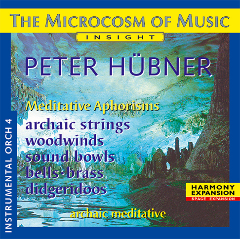Peter Hübner - The Microcosm of Music - Instrumental No. 4