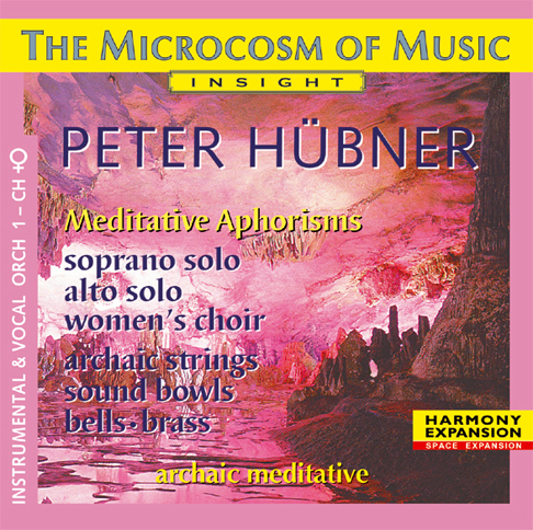 Peter Hübner - The Microcosm of Music - Female Choir No. 1