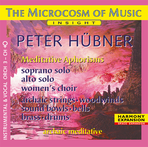 Peter Hübner - The Microcosm of Music - Female Choir No. 3