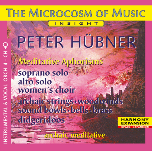 Peter Hübner - The Microcosm of Music - Female Choir No. 4