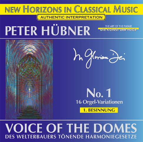 Peter Hübner - Voice of the Domes No. 1 - 1. Besinnung