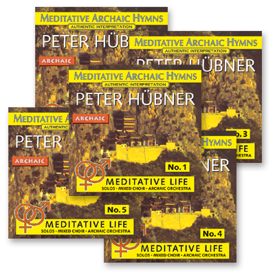 Peter Hübner - Meditative Life Mixed Choir