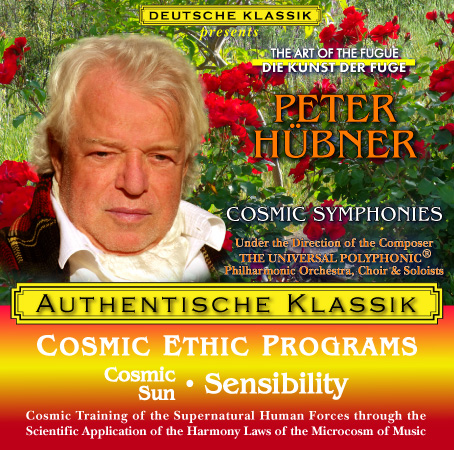 Peter Hübner - Classical Music Cosmic Sun
