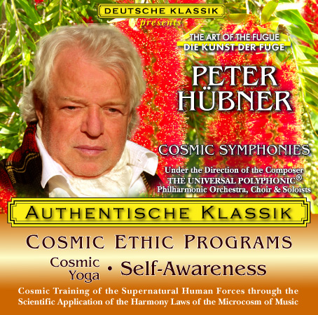 Peter Hübner - Classical Music Cosmic Yoga