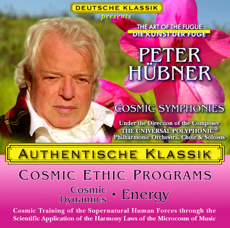 Peter Hübner - Classical Music Cosmic Dynamics