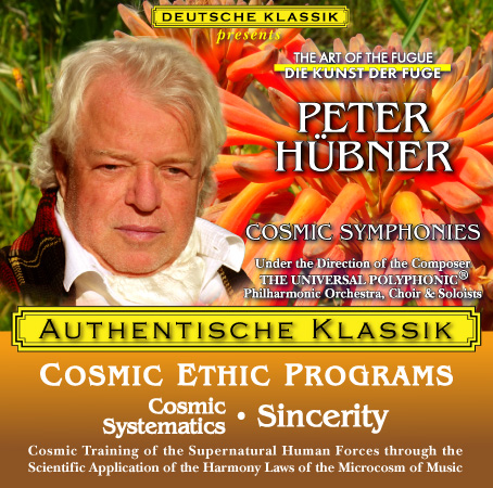 Peter Hübner - Classical Music Cosmic Systematics