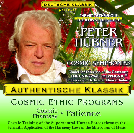 Peter Hübner - Classical Music Cosmic Phantasy
