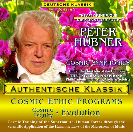 Peter Hübner - Classical Music Cosmic Dignity