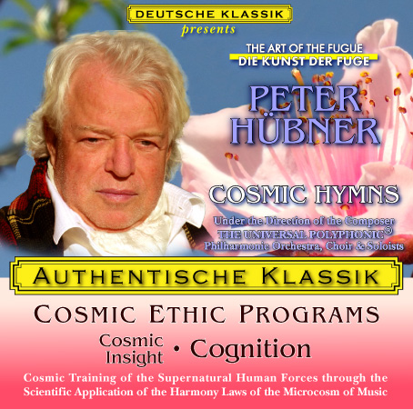 Peter Hübner - Classical Music Cosmic Insight