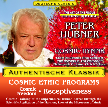Peter Hübner - Classical Music Cosmic Freedom