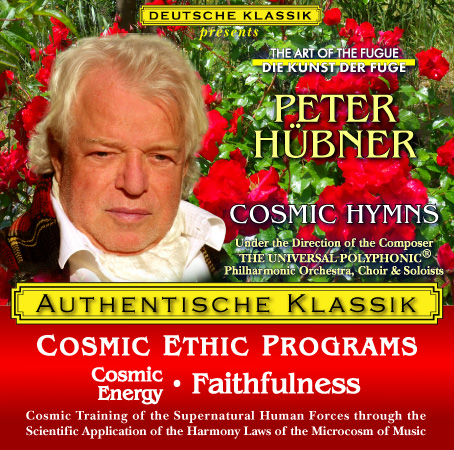 Peter Hübner - Classical Music Cosmic Energy