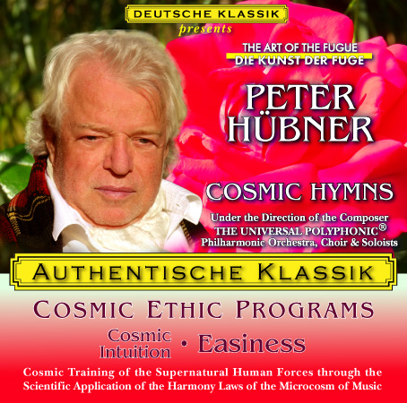 Peter Hübner - Classical Music Cosmic Intuition
