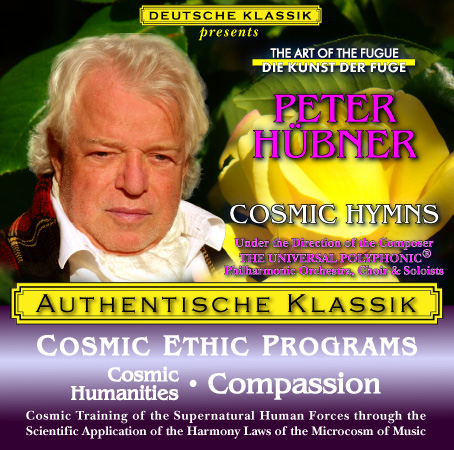 Peter Hübner - Classical Music Cosmic Humanities