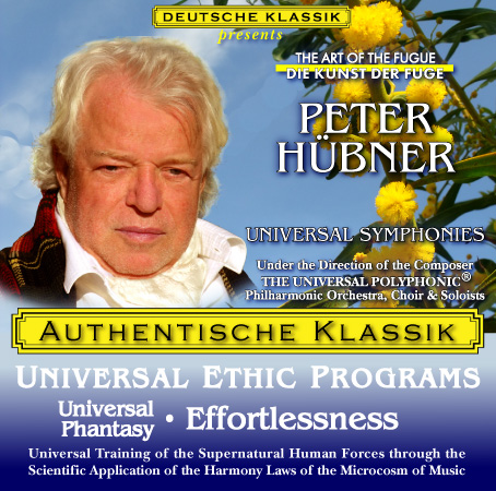 Peter Hübner - Classical Music Universal Phantasy