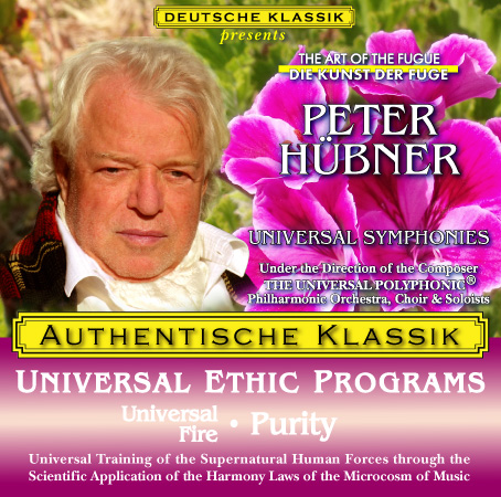 Peter Hübner - Classical Music Universal Fire