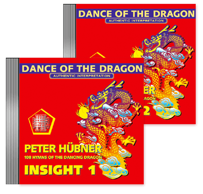 Peter Hübner - 108 Hymns of the Dancing Dragon - Insight 1 & 2 · 2 CDs