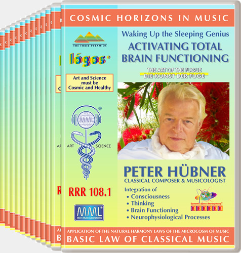 Peter H&uuml;bner - Waking Up the Sleeping Genius<br>RRR 108 No. 1-12