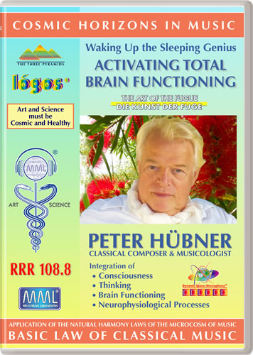 Peter H&uuml;bner - Waking Up the Sleeping Genius<br>RRR 108 No. 8