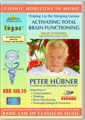 Peter H&uuml;bner - Waking Up the Sleeping Genius<br>RRR 108 No. 10