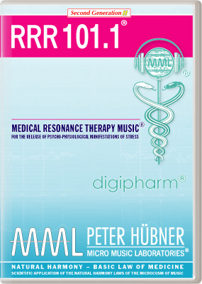 Peter Hübner - Medical Resonance Therapy Music(R) RRR 101