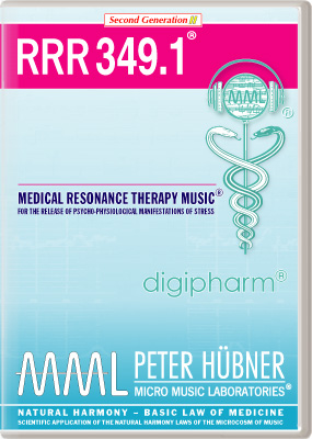 Peter Hübner - Medical Resonance Therapy Music(R) RRR 349