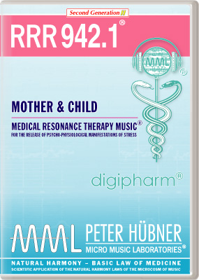 Peter Huebner - Medical Resonance Therapy Music(R) RRR 942 Mother & Child • Nr. 1