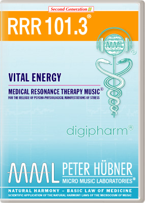 Peter Hübner - RRR 101 Vital Energy No. 3