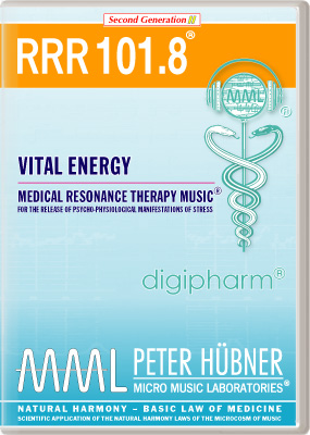 Peter Hübner - RRR 101 Vital Energy No. 8