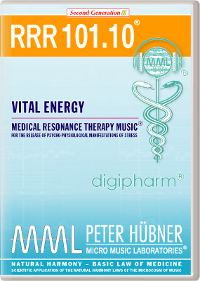 Peter Hübner - RRR 101 Vital Energy No. 10
