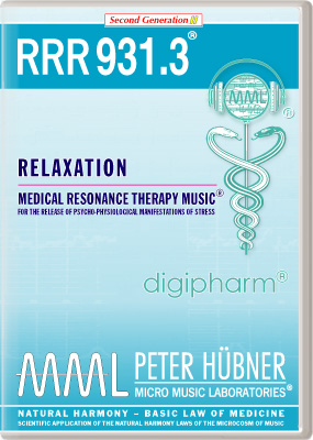 Peter Hübner - RRR 931 Relaxation • No. 3