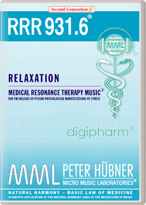 Peter Hübner - RRR 931 Relaxation • No. 6