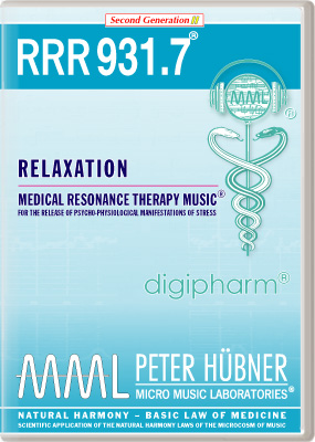 Peter Hübner - RRR 931 Relaxation • No. 7