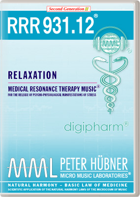 Peter Hübner - RRR 931 Relaxation • No. 12