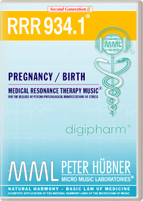 Peter Hübner - RRR 934 Pregnancy & Birth • No. 1