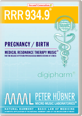 Peter Hübner - RRR 934 Pregnancy & Birth • No. 9