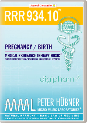 Peter Hübner - RRR 934 Pregnancy & Birth • No. 10