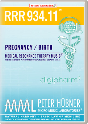 Peter Hübner - RRR 934 Pregnancy & Birth • No. 11